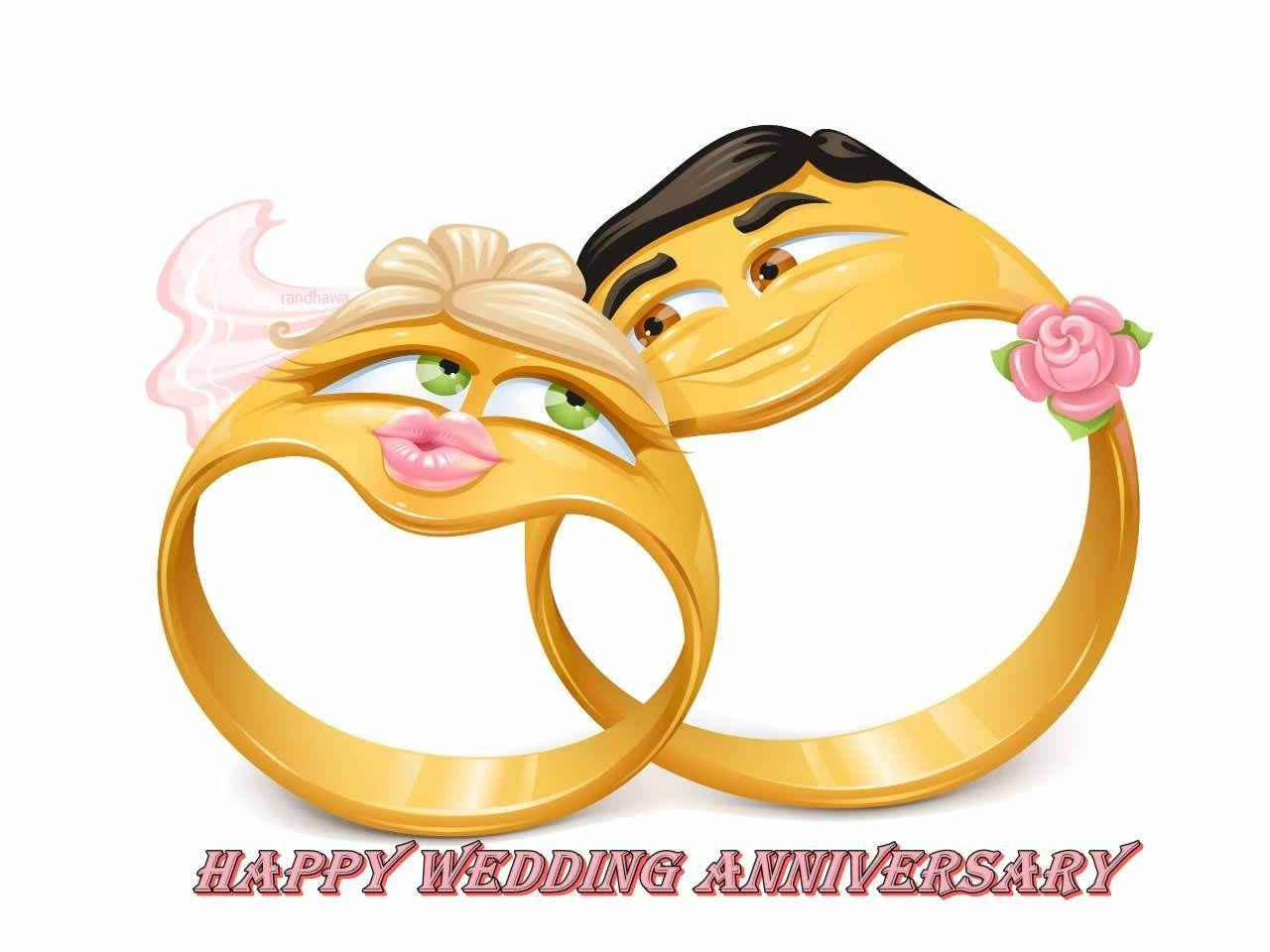 15 delightful happy anniversary pictures wedding anniversary rings Happy Wedding Anniversary Rings Picture