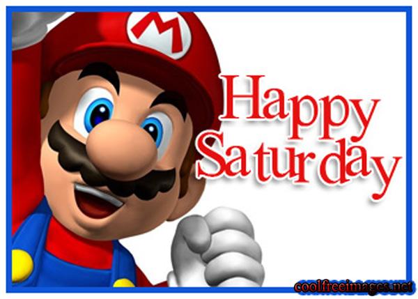 Good Morning And Happy Saturday