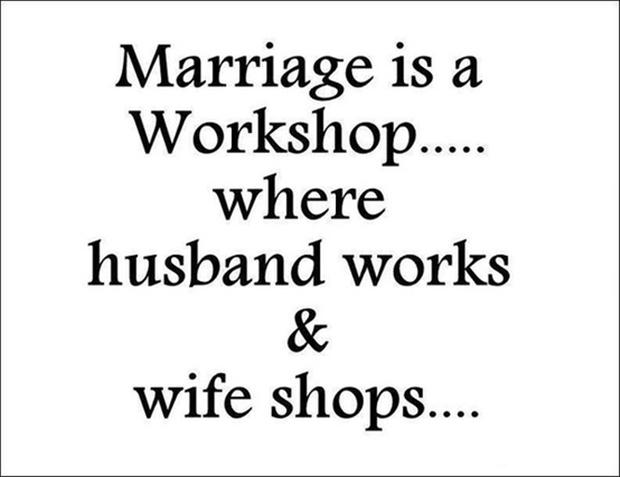 Funny Quotes About Marriage