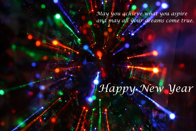 may you achieve what you aspire and may all your dreams come true happy new year