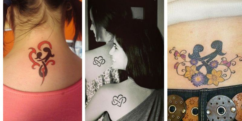 13 Cute Mother Tattoo Designs Ideas For Girls
