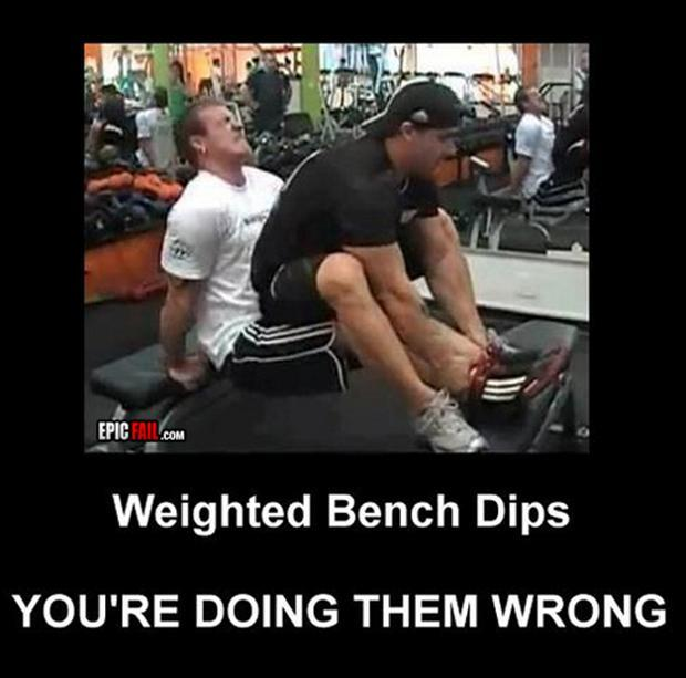 You Are Doing Them Wrong Funny Exercise Meme 13 very funny exercise pictures