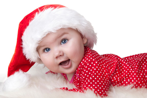 Santa Baby This cute baby is getting ready to celebrate her first Christmas. Her mother wants to take her to see Santa for the first time, but first she wants to dress this baby girl up in holiday attire/5(97).