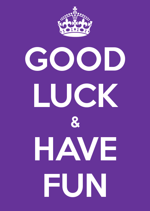 How To Have Good Luck good luck & have