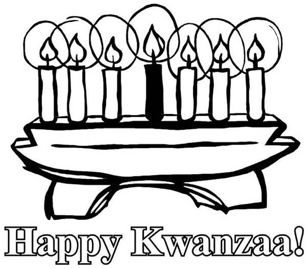10 Beautiful Kwanzaa Candle Pictures
