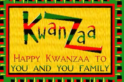 Happy kwanzaa greetings happy kwanzaa to you and your family m4hsunfo
