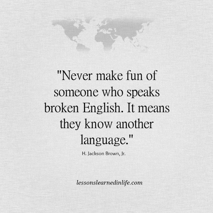 another languages