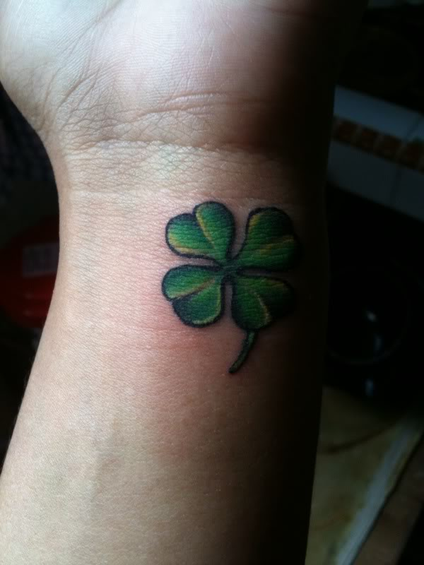 3 best clover tattoo designs and ideas