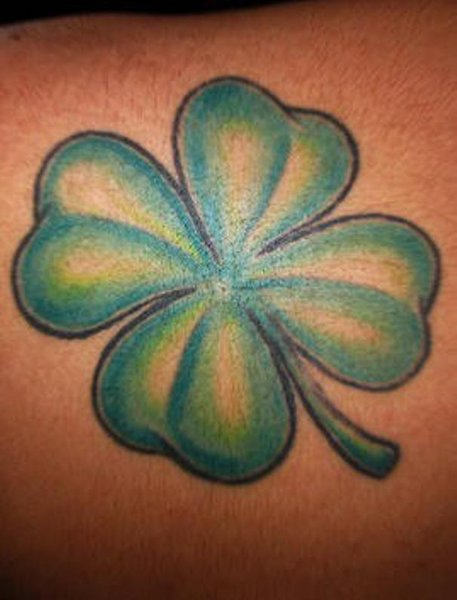 Clover Tattoos - Askideas.com