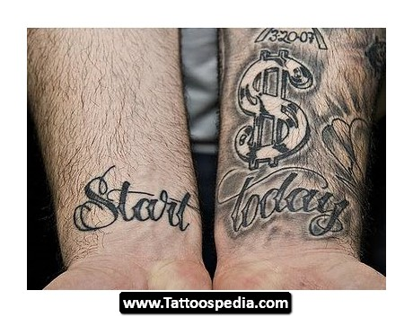 Money Drawings For Tattoos