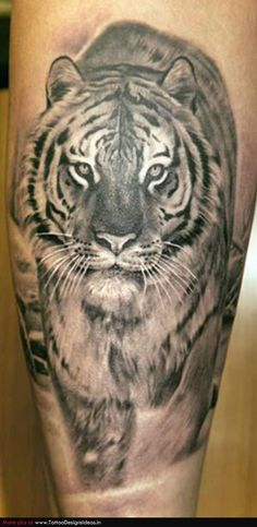 27 Realistic Tattoo Images, Pictures And Design Ideas Gallery - photo#16