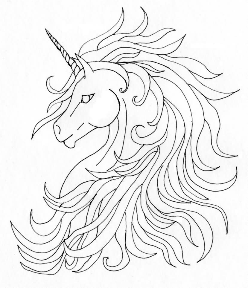 66 beautiful unicorn tattoos and meanings
