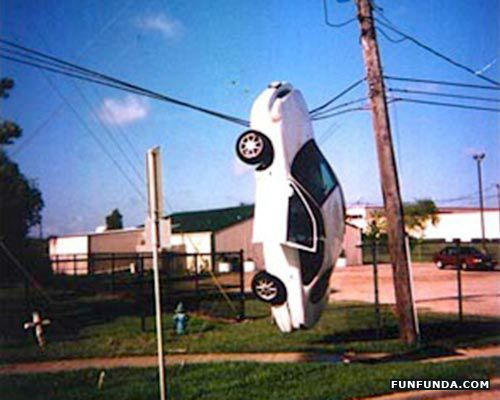 crazy wiring on cars top reasons for accidents funny picture wiring harness cars