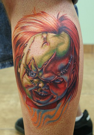 20 best chucky tattoo images and designs