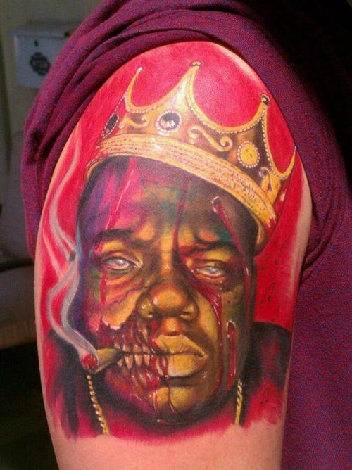 12 Best Zombie Tattoo Images And Designs