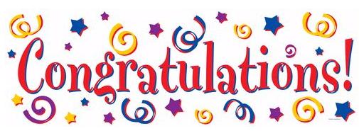 congratulations confetti header image