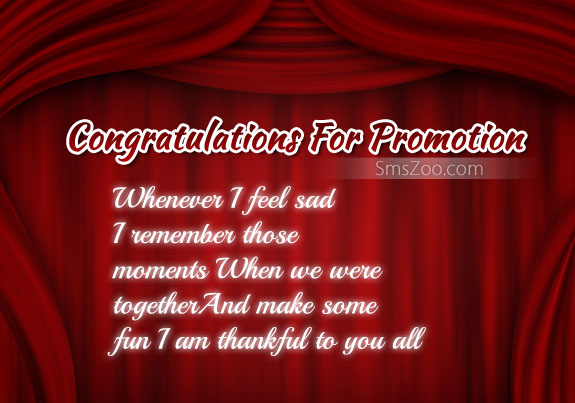 32 delightful congratulations on promotion pictures congratulations for promotion whenever i feel sad i remember those moments when we were together m4hsunfo
