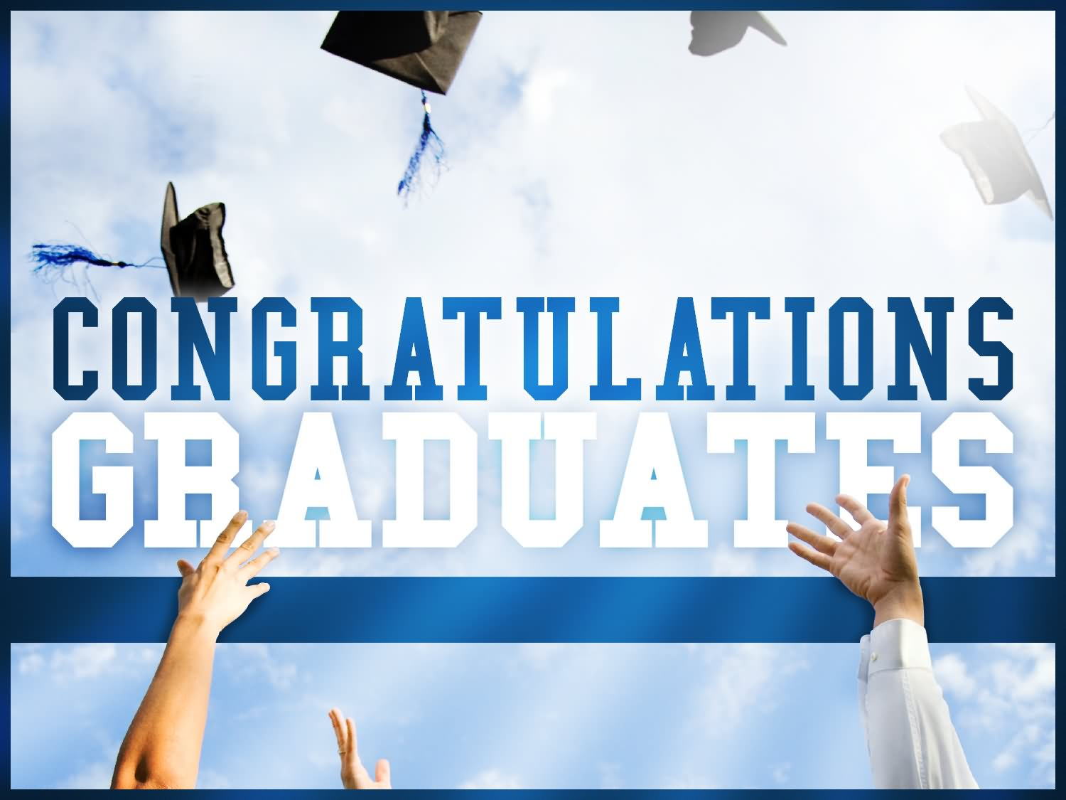 30 wonderful congratulations on graduation wishes pictures congratulations graduates kristyandbryce Gallery