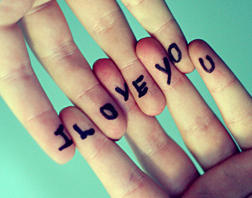15 Cute I Love You Pictures