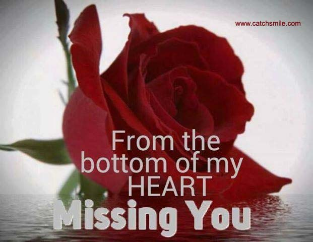 From The Bottom Of My Heart Missing You