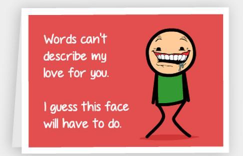 Funny Valentine S Day Card