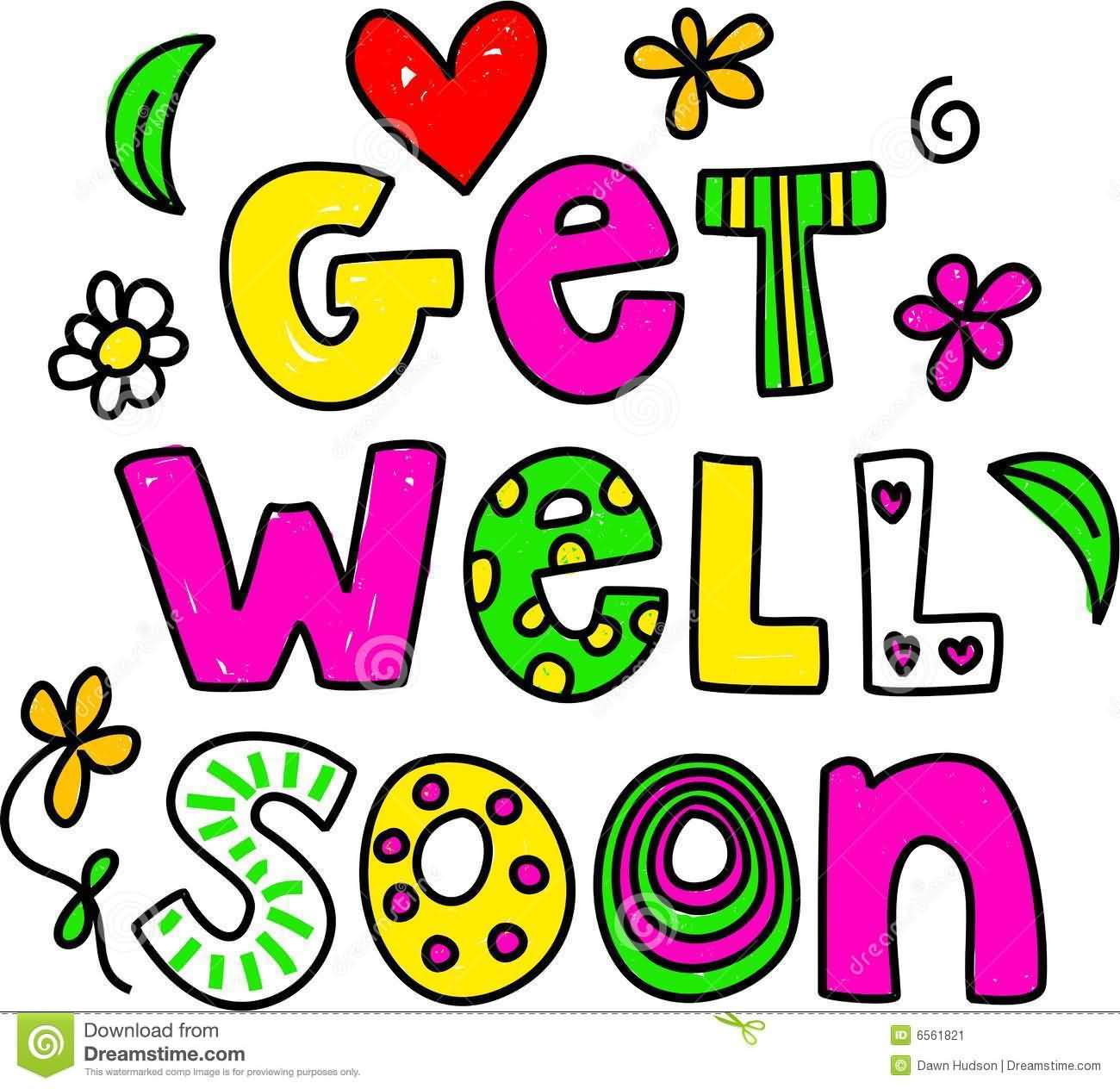 get well soon colorful clipart rh askideas com get well soon clipart black and white get well soon clipart animated