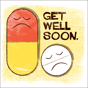 48 best get well soon greeting cards get well soon medicines greeting card m4hsunfo