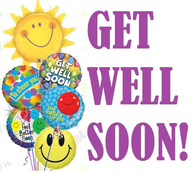 Get Well Soon Wishes Picture