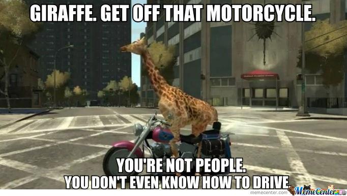 Funny giraffe cartoon meme - photo#7