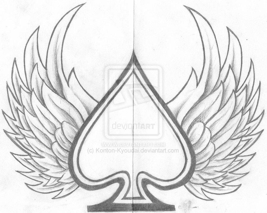 41 Best Ace Tattoo Design Ideas