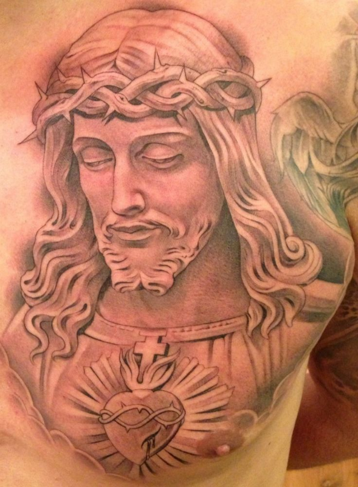 21 Incredible Religious Tattoo Images And Designs