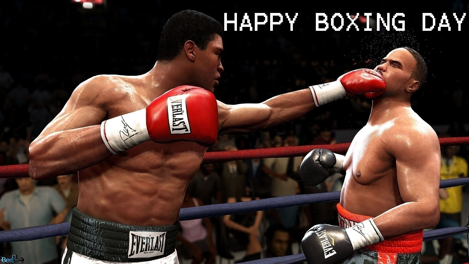 Happy Boxing Day Game Picture