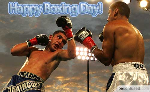 Happy Boxing Day Picture