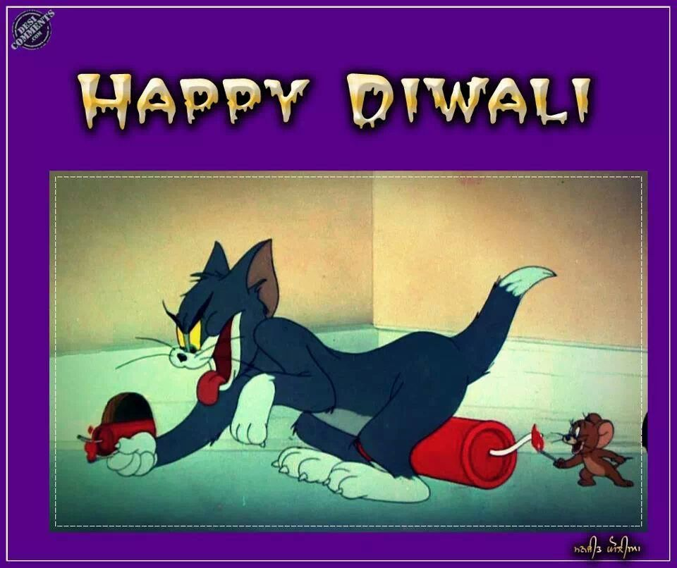 Happy Diwali Joke Image For Facebook