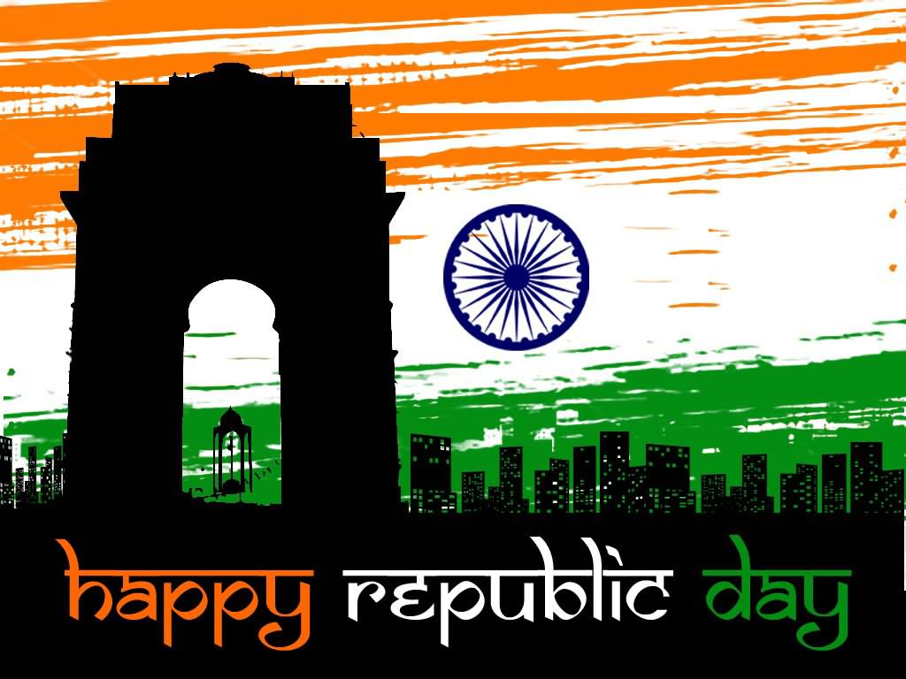 Happy Republic Day Greetings Picture For Facebook