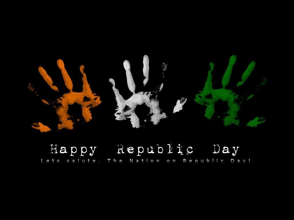 Happy republic day lets salute the nation on republic day m4hsunfo