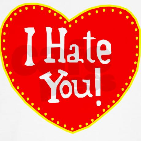 I Hate You Image