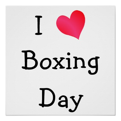 I Love Boxing Picture