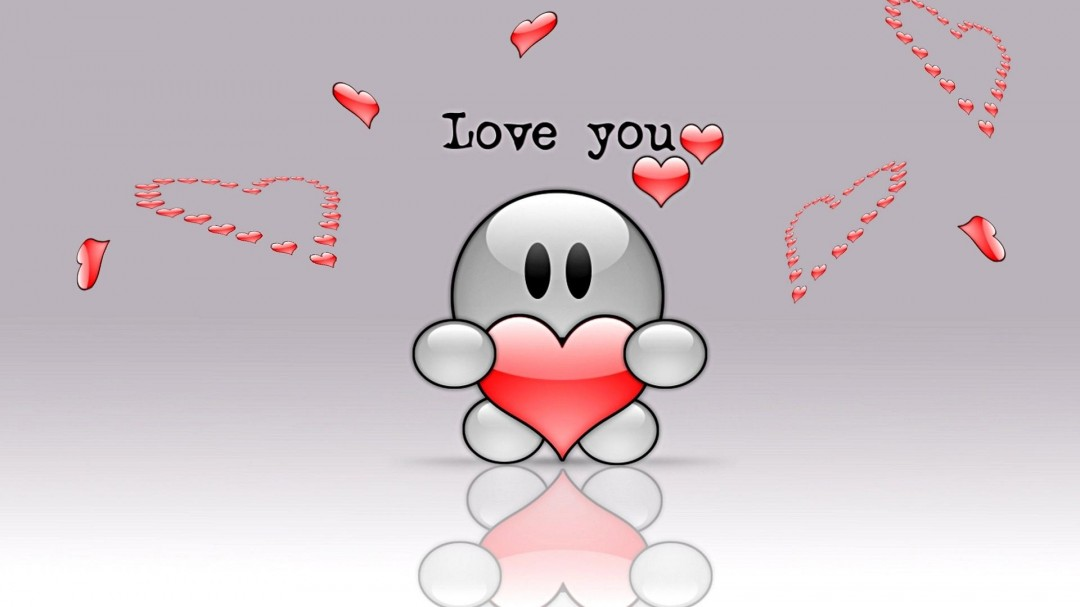 15 cute i love you pictures i love you cute hd wallpaper voltagebd Gallery