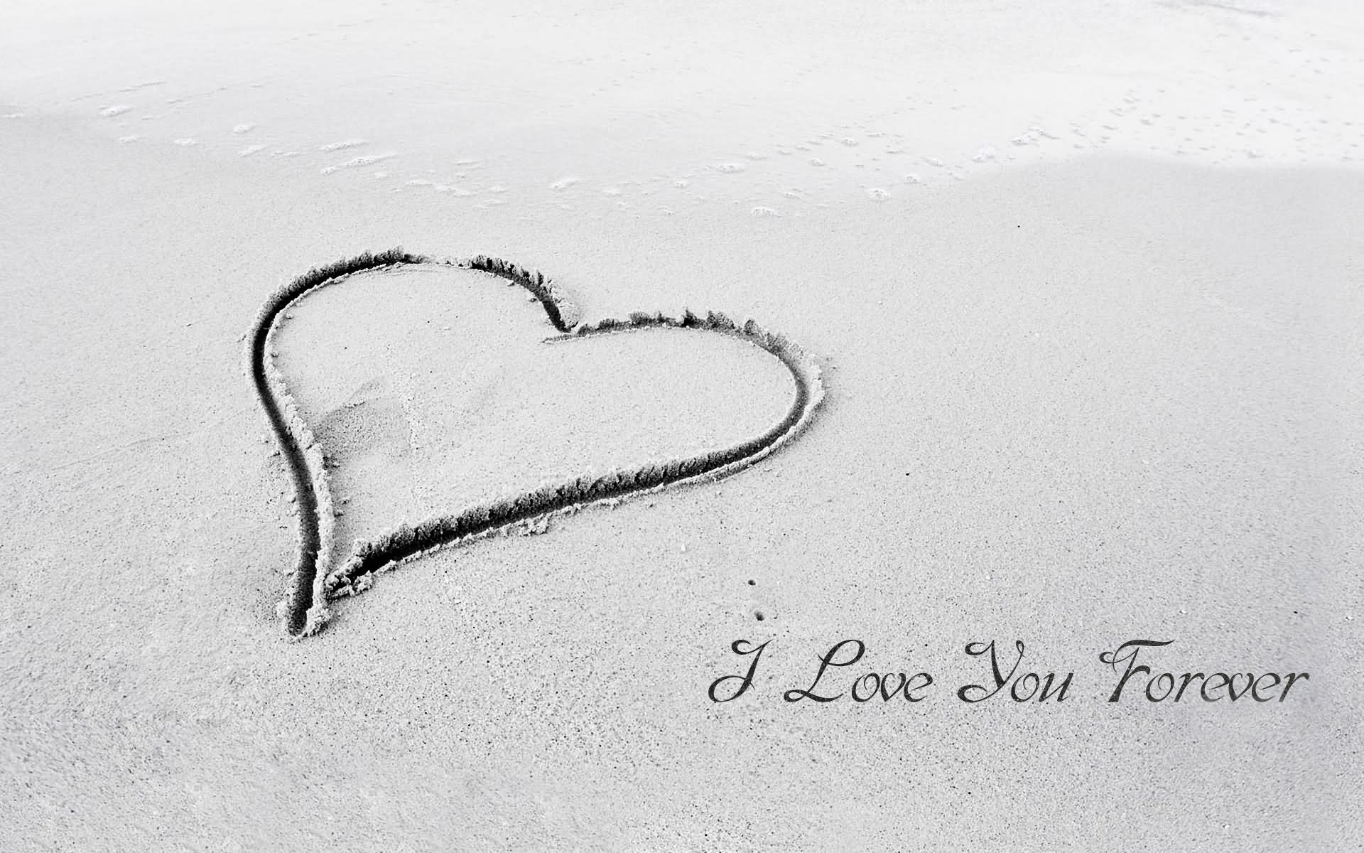 37 best love you forever images i love you forever heart on beach sand biocorpaavc