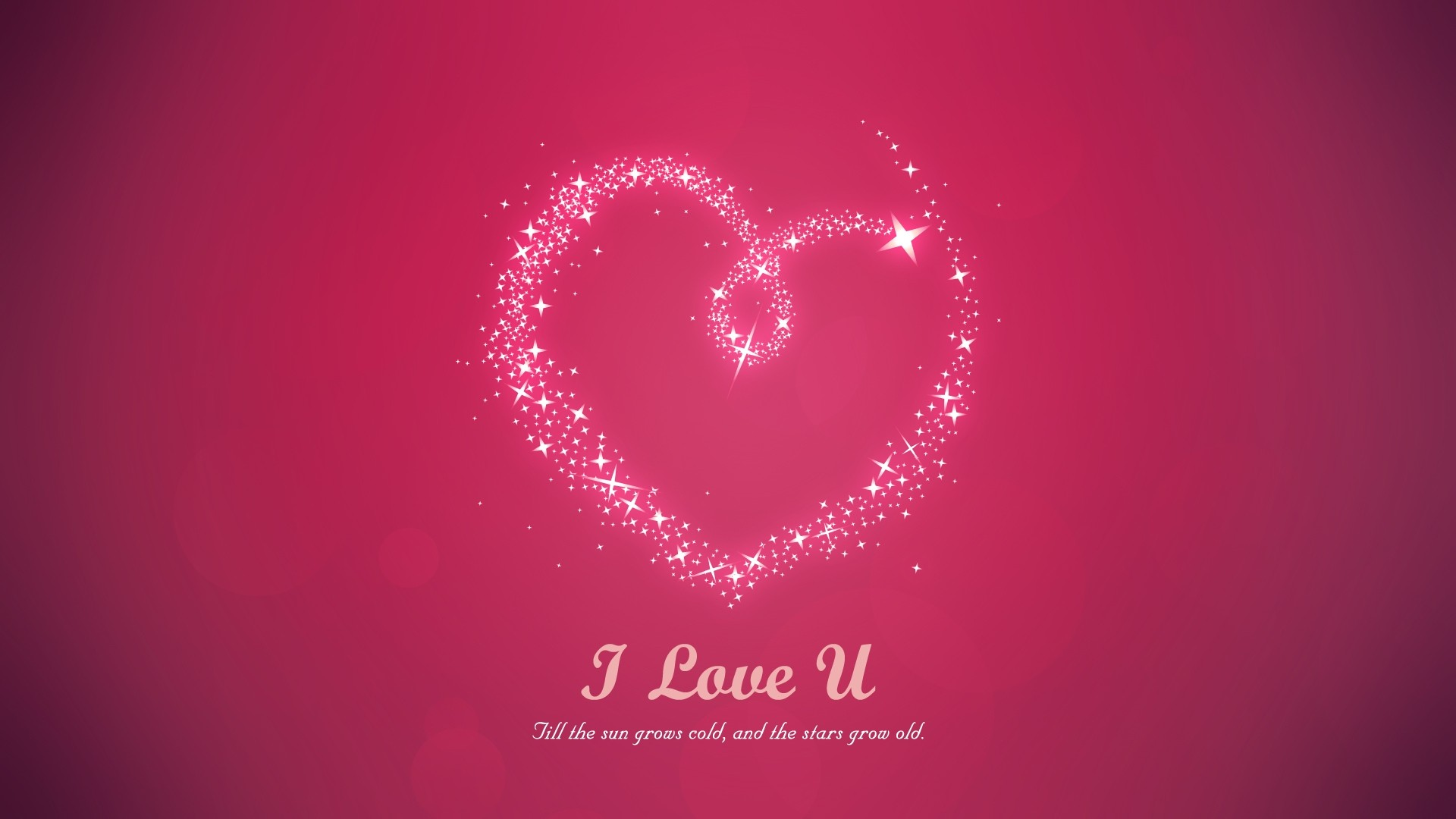 i love you heart wallpaper