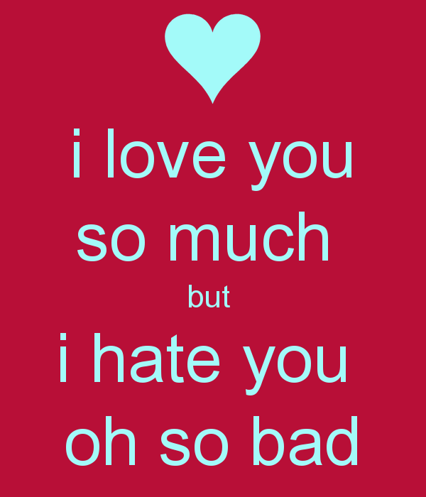 20 very best hate you so much pictures