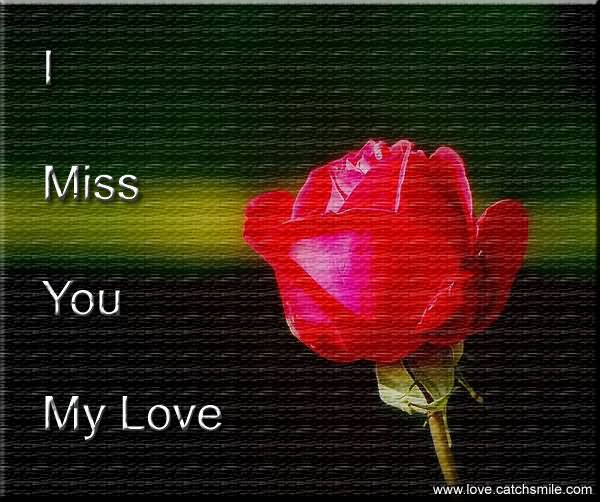 I Love You My Love Wallpaper : 22 Wonderful Miss You Love Pictures
