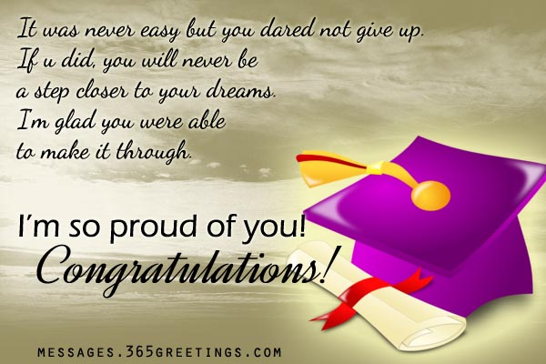 30 wonderful congratulations on graduation wishes pictures im so proud of you congratulations on graduation m4hsunfo
