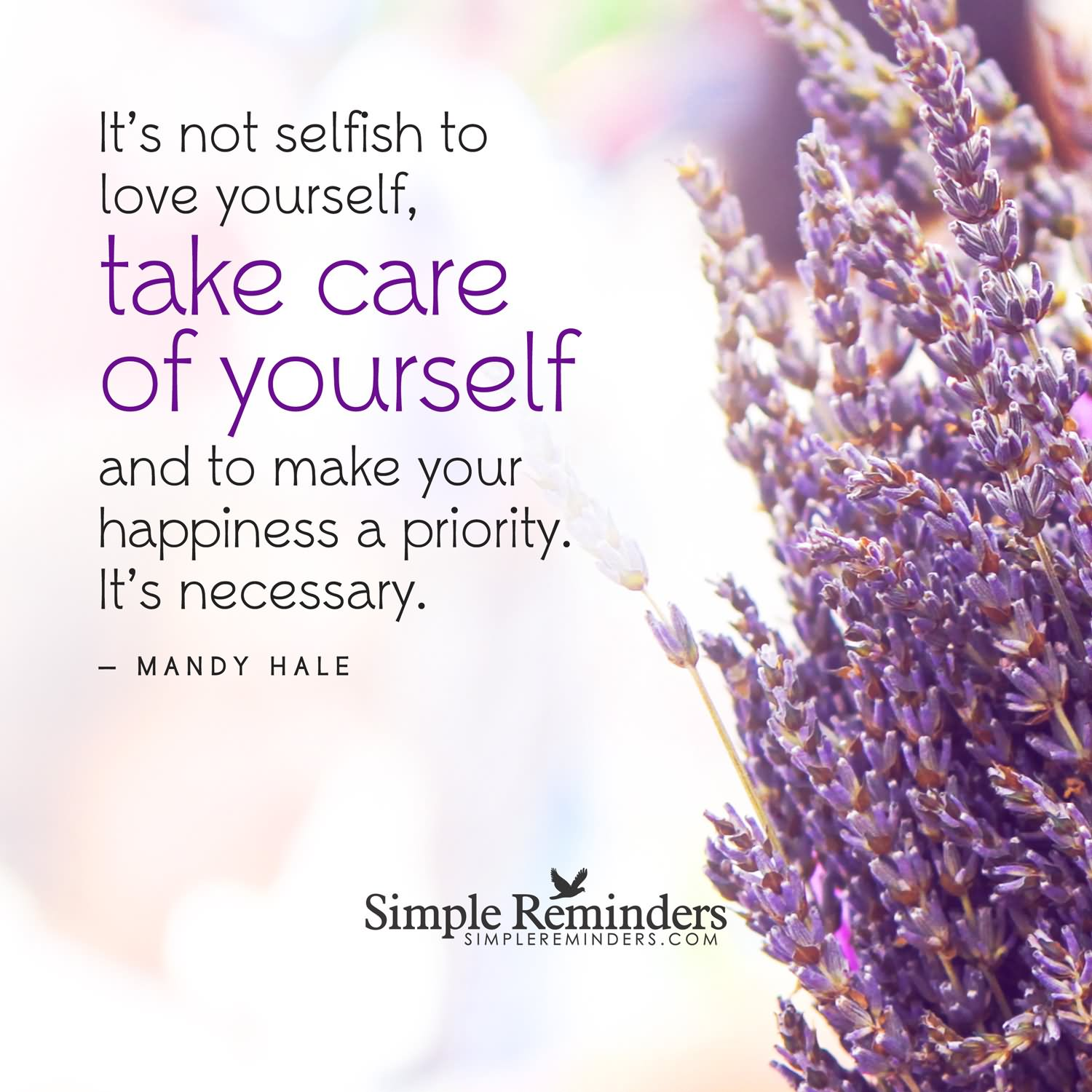 28 Wonderful Take Care Of Yourself Pictures