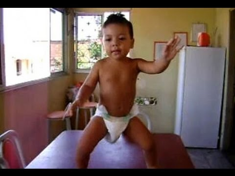 Kid Dancing On Table Funny Picture 25 most funny dance pictures