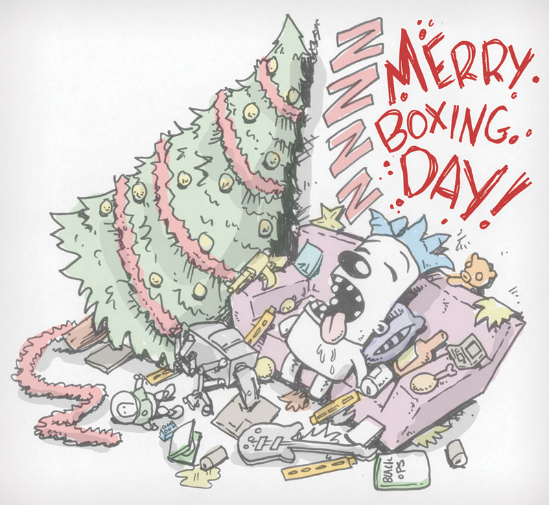 Merry Boxing Day