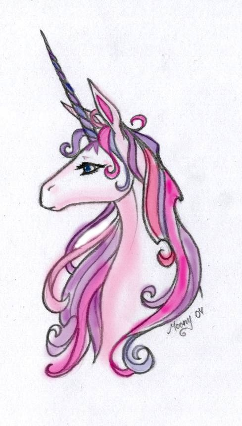 22 wonderful unicorn tattoo images and pictures