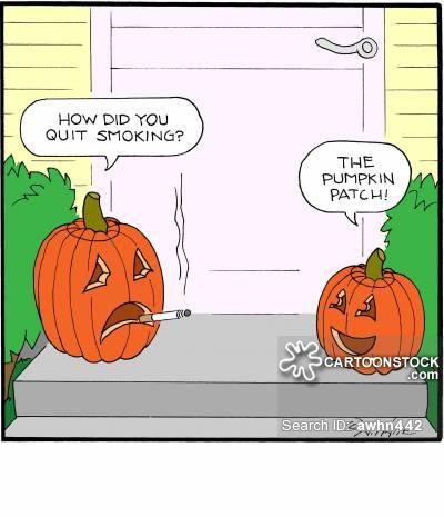 Pumpkin smoking patch cartoon thecheapjerseys Images