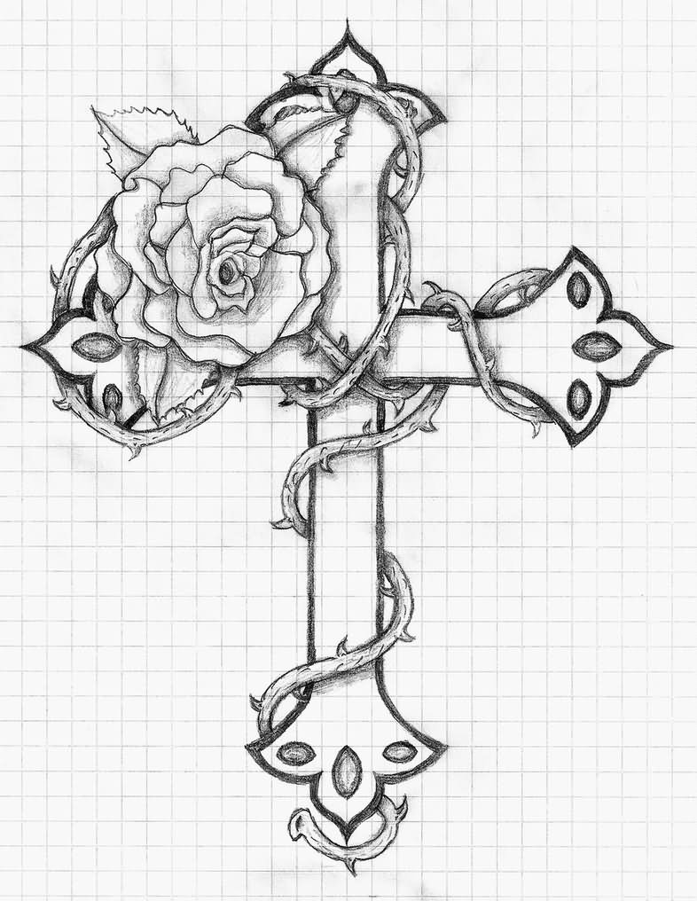 Cross Tattoo Designs Askideas